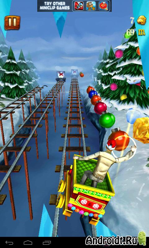 Скачать игру на андроид rail raich