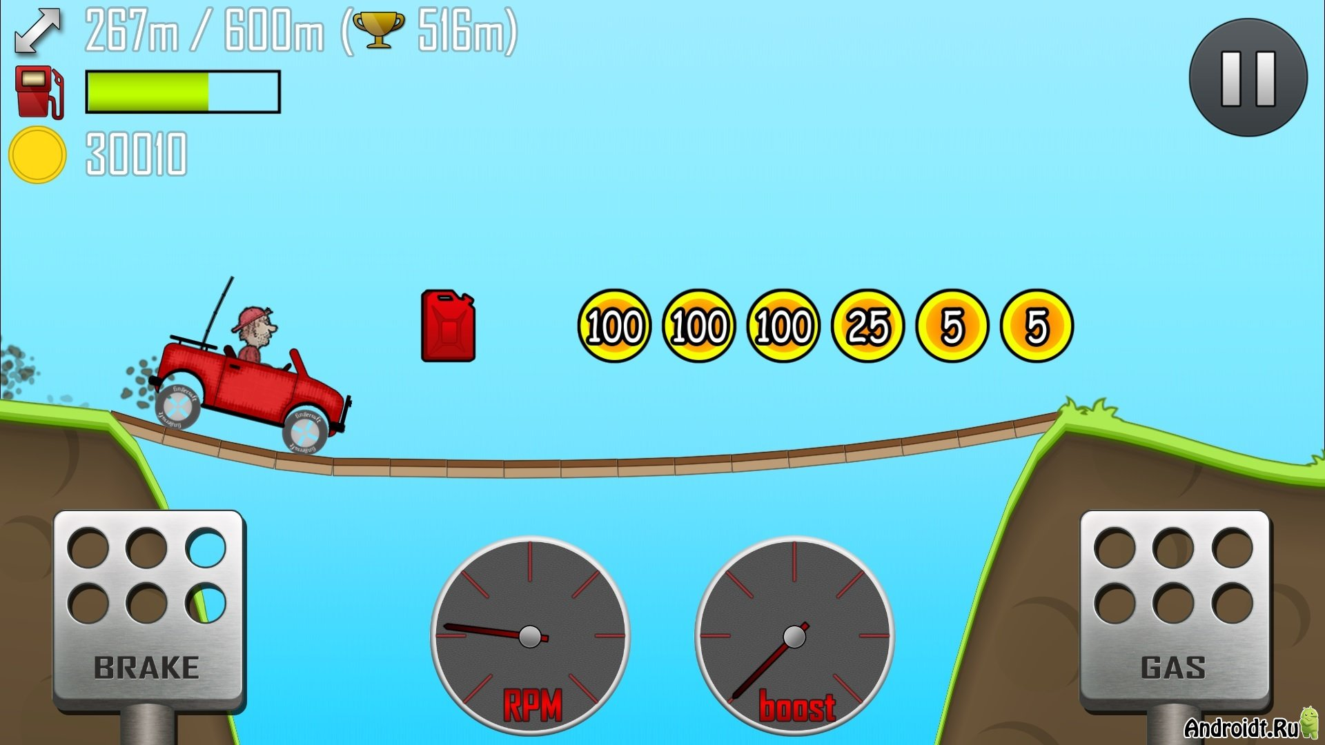 Hill Climb Racing - top-android.net