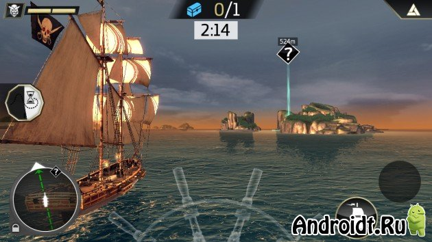 взломанная игра assassin s creed pirates