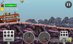 Игра для андроида hill climb racing взломанная скачать