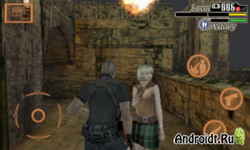 Игру resident evil 4 biohazard на андроид
