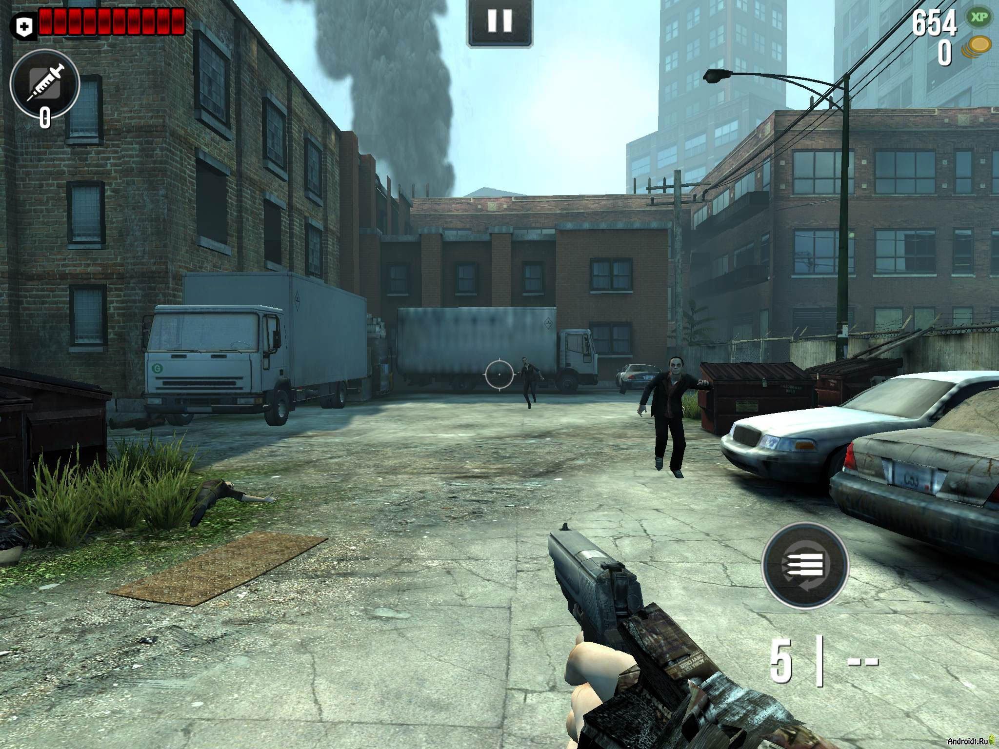 World War Z Android » Скачать игры через торрент