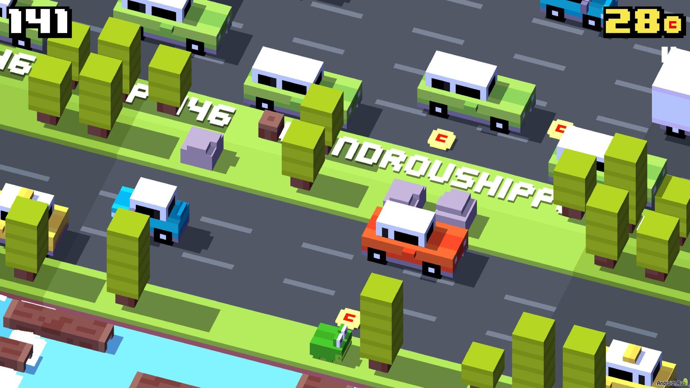 on road для андроид скачать