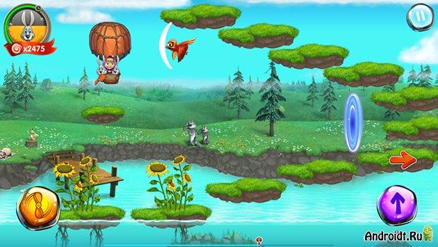 Маша и Медведь: Игры для ... - Google Play