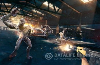 Zombie: Best Free Shooter Game для Android