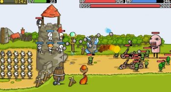 Grow Castle на Android