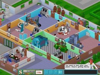 Скачать игру hospital theme