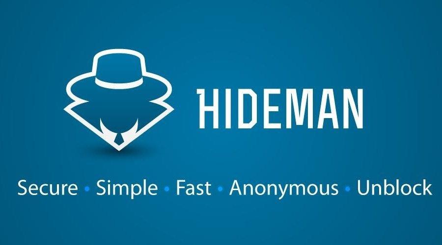 Загрузить взломанную полную программу hideman vpn. Apk на телефон.