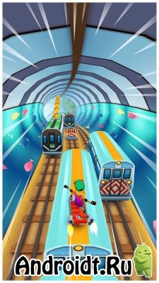 Subway Surfers New York на Android